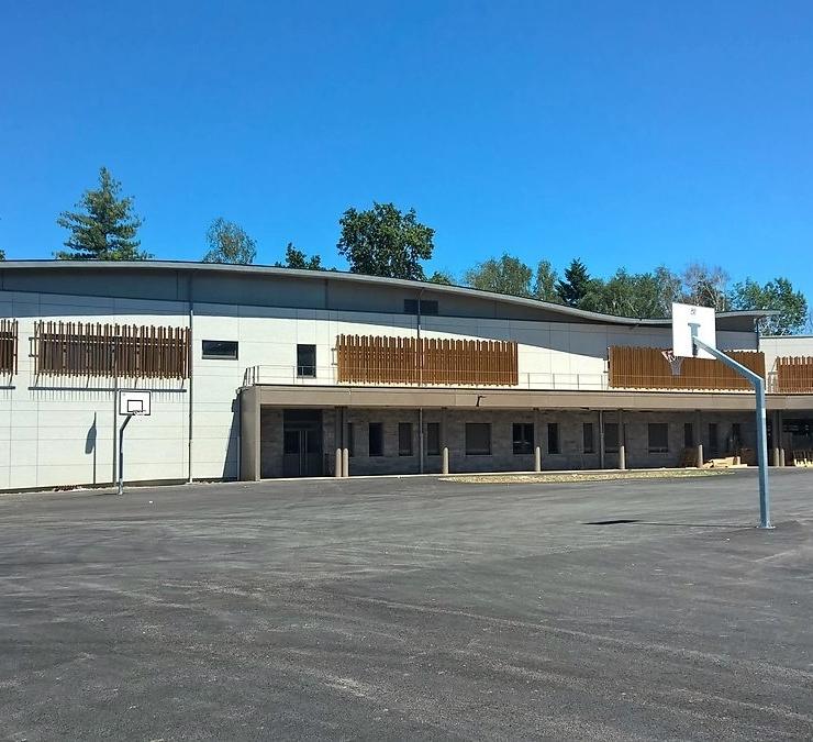 Collège du Val de Saône - Montceaux (01)